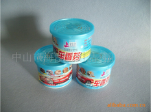 new product household chemicals air freshener gel for car 120g with long lasting smell