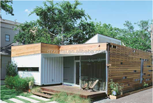 Modular Life Folding Transportation Prefabricated Chalet Kit Low Cost Modern Design Expandable Container House / Green House