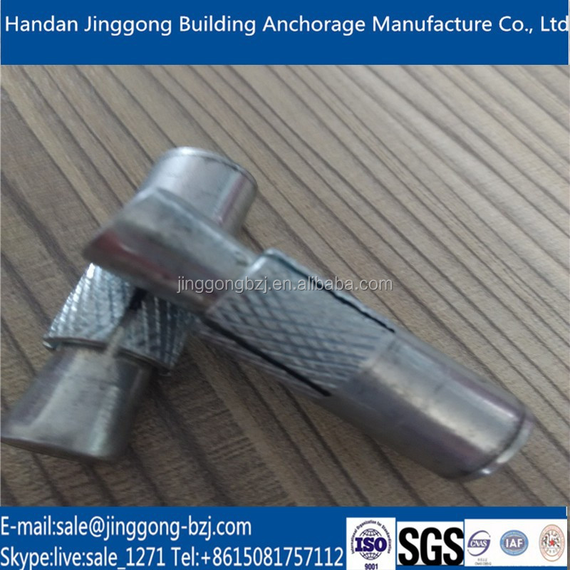 stainless steel 304,316 double cut anchors