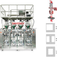 Automatic Four Lanes Powder Packaging Machine