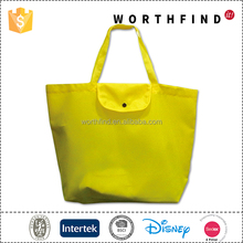 Eco friendly large capacity cheap foldable polyester shopping bag