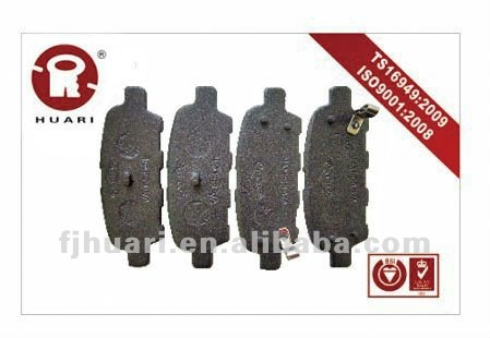 ceramic disc brake pads(OE:44060-8H385)