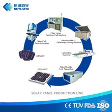 High Quality Photovoltaic Battery Module Assembly Machine