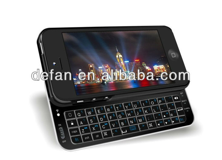 wholesale wireless bluetooth keyboard case for iphone 5,bluetooth 3.0