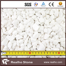 Hot Sale Driveway And Gardening White Marble Gravel