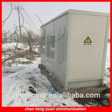 China manufacturer telecom rack enclosure/box/ cabinet with cooling system