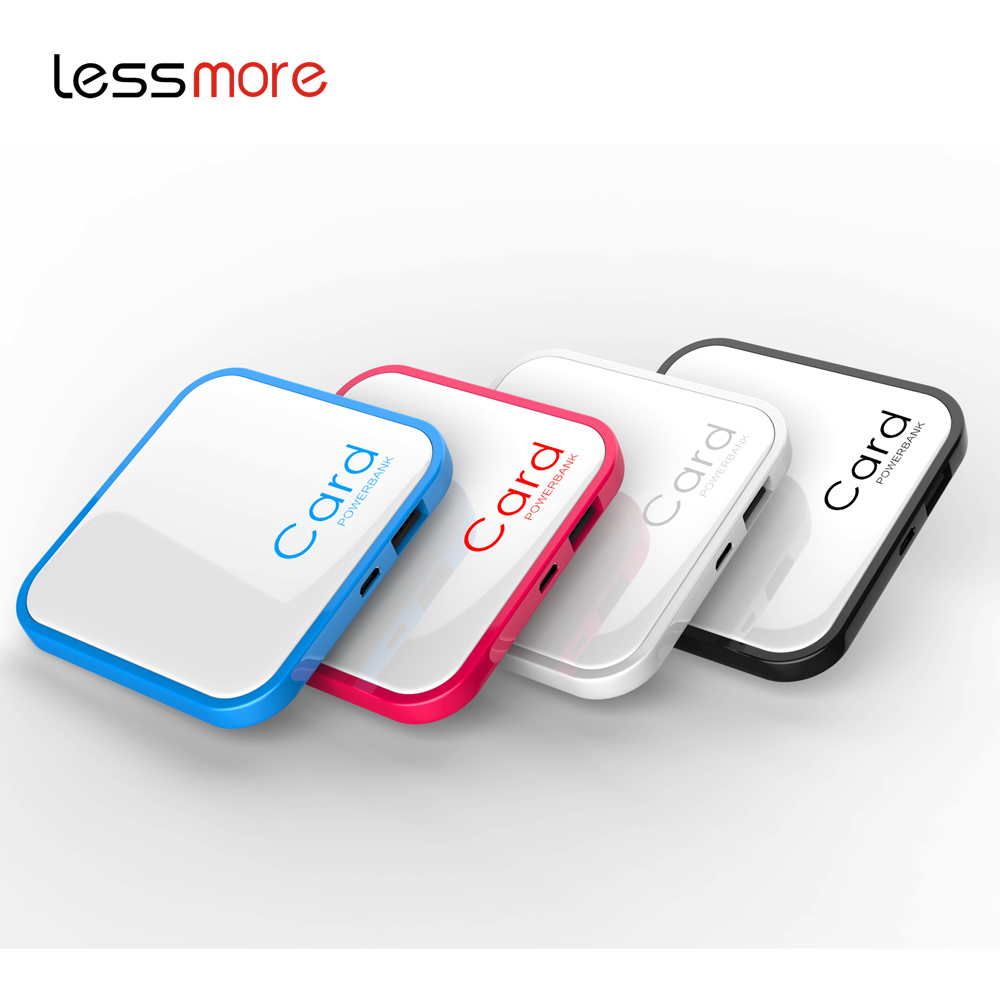 2017 trending products company gift ideas slim card power bank 2600mah company souvenir new products patented unique