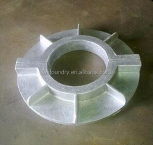 China Jie Tong Metal Foundry Aluminum die casting compressor part