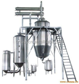 RHO high efficient energy saving factory price chinese herbal distillation machine herb extraction machine