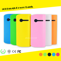 (Low Price) 5000mAh Power Bank for iPhone/Android, Portable Power Bank 5000mAh, Wholesale Mobile Phone Charger 5000mAh