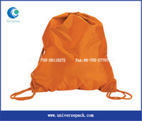 drawstring swim bag carrying cloth