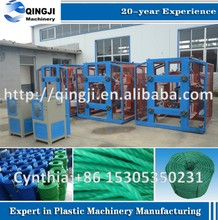 Twist Braid Polyester Twine Rope Production Line Rope making machine