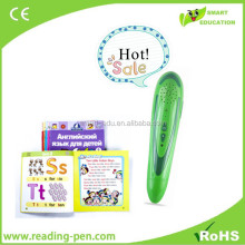Italian language learning Portable smart point German talking pen with books