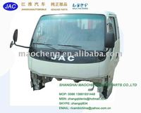 truck cabin for JAC truck body parts+cabs