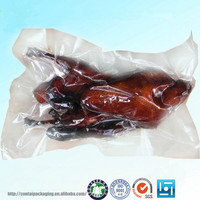 China supplier PE/ OPP custom recycle seal king plastic bags for cold storage or frozen chicken fish
