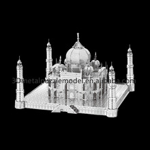 3D Educational Creative Handmade Toy Taj Mahal 3D Building Puzzle