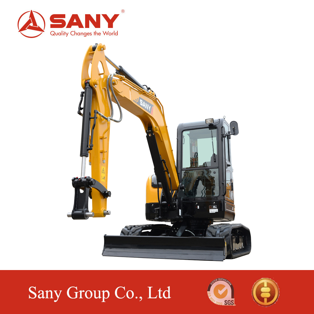 SANY SY50C 5 tons Mini Excavator For Sale Cheap