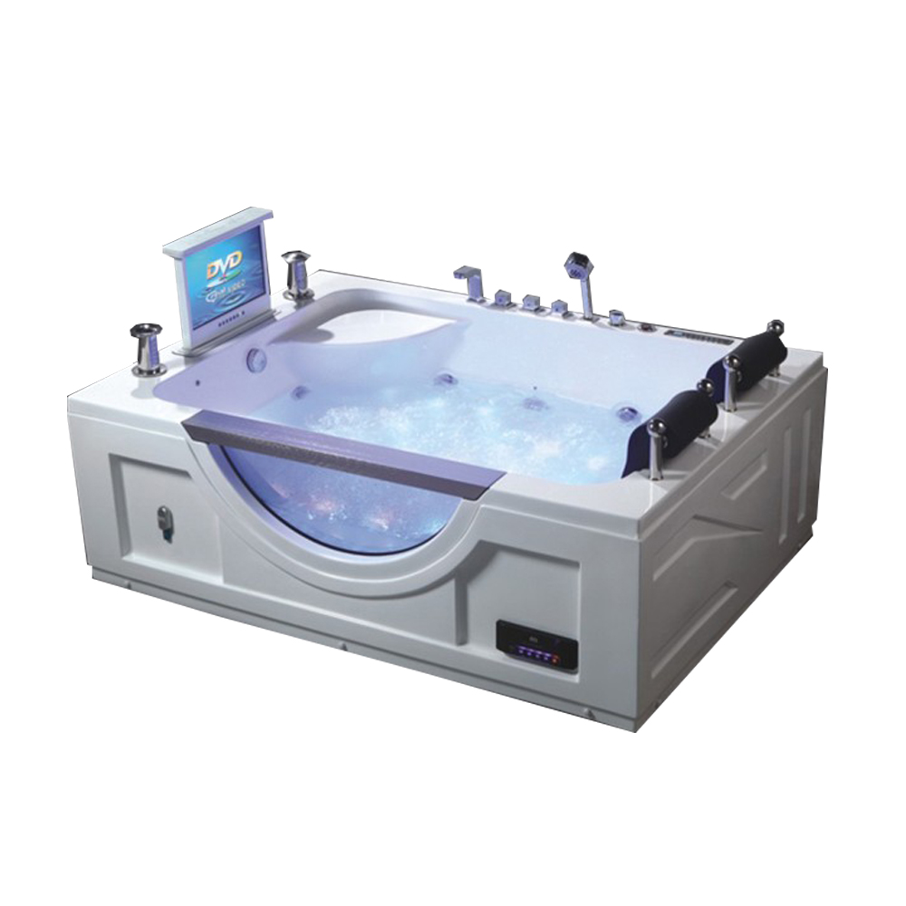 Hs-b277 Two Person Indoor Jetted Tub,Massage Bath Tub,Bathtub For ...