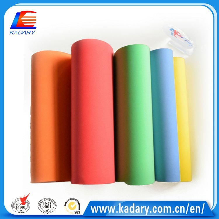 New Arrival Colorful EVA foam sheet/ Goma EVA/ Art craft EVA Sheet