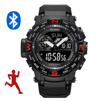 Automatically Time Smartwatch Pedometer Health Waterproof
