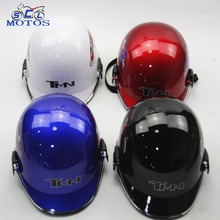 SCL-2012040583 Cheap OEM Motorcycle Open Face Helmet