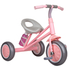 Wholesale Mini Push 3 Wheel Children Trike EVA Wheels Kids Tricycle for 2 Years Old Small Baby Foldable Baby Tricycle Bike