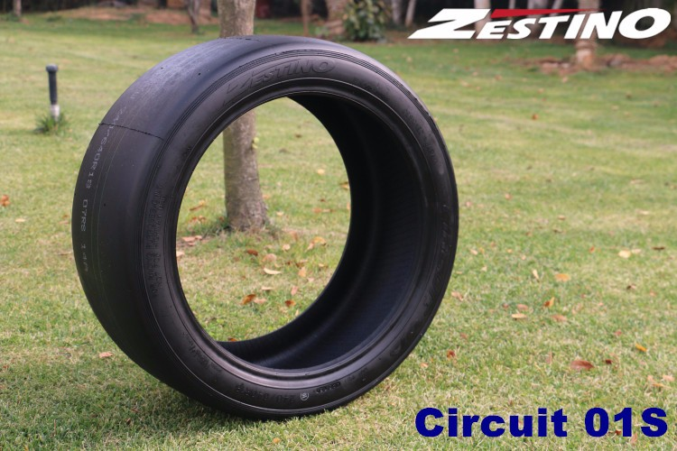 ZESTINO TIRES competition RACING SLICKS Circuit 01S racing tires 190/570R15 240/610R17