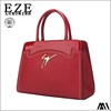 2017 EZE custom newest pictures lady fashion handbag classical genuine leather womens handbag