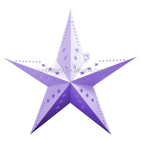 Christmas Paper Stars India Paper Star Lantern Decoration