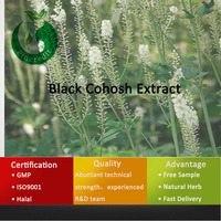 Best Quality 100% Organic Black Cohosh Extract