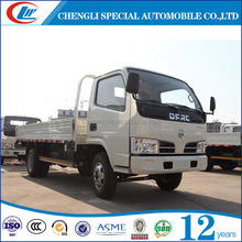 Chinese famous brand 6 wheels 3ton mini cargo truck for hot sale