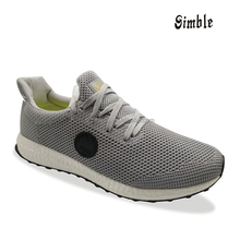 New style comfortable breathable mesh shoes men athletic sneakers