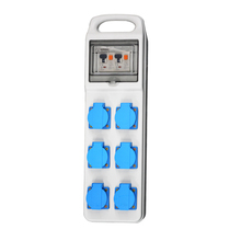 Electrical Plug Distribution Board Industrial Combination Portable Socket Box