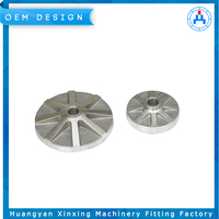 High Quality Factory Ningbo Aluminum Gravity Casting