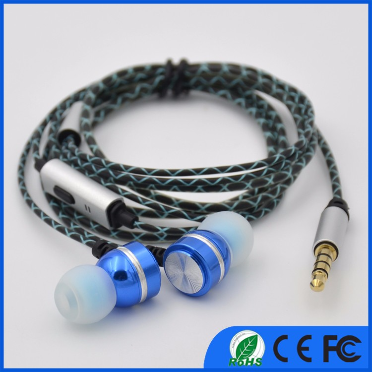 2017 OEM Factory China mobile accessories earphone for Xiaomi