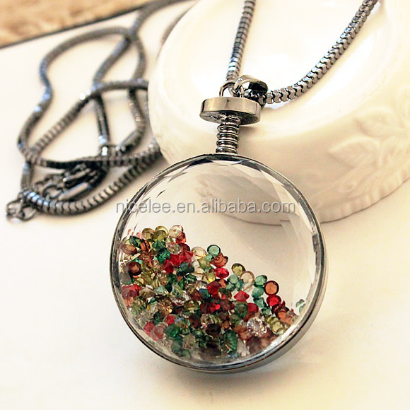 NS0882 new fashion women casual pendant jewelry charm necklace
