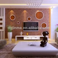 new arrival self adhesive wall home decor mirror sticker,led compact mirror