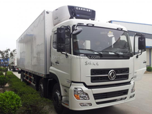 direct factory price 3 ton small refrigerated truck for sale meat hook refrigerator truck