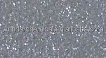 environment friendly sand textured silver bonding powder coating