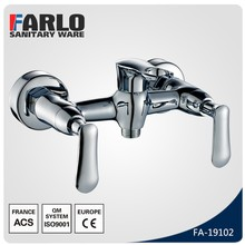 FARLO New design appearance delicate rain shower faucet