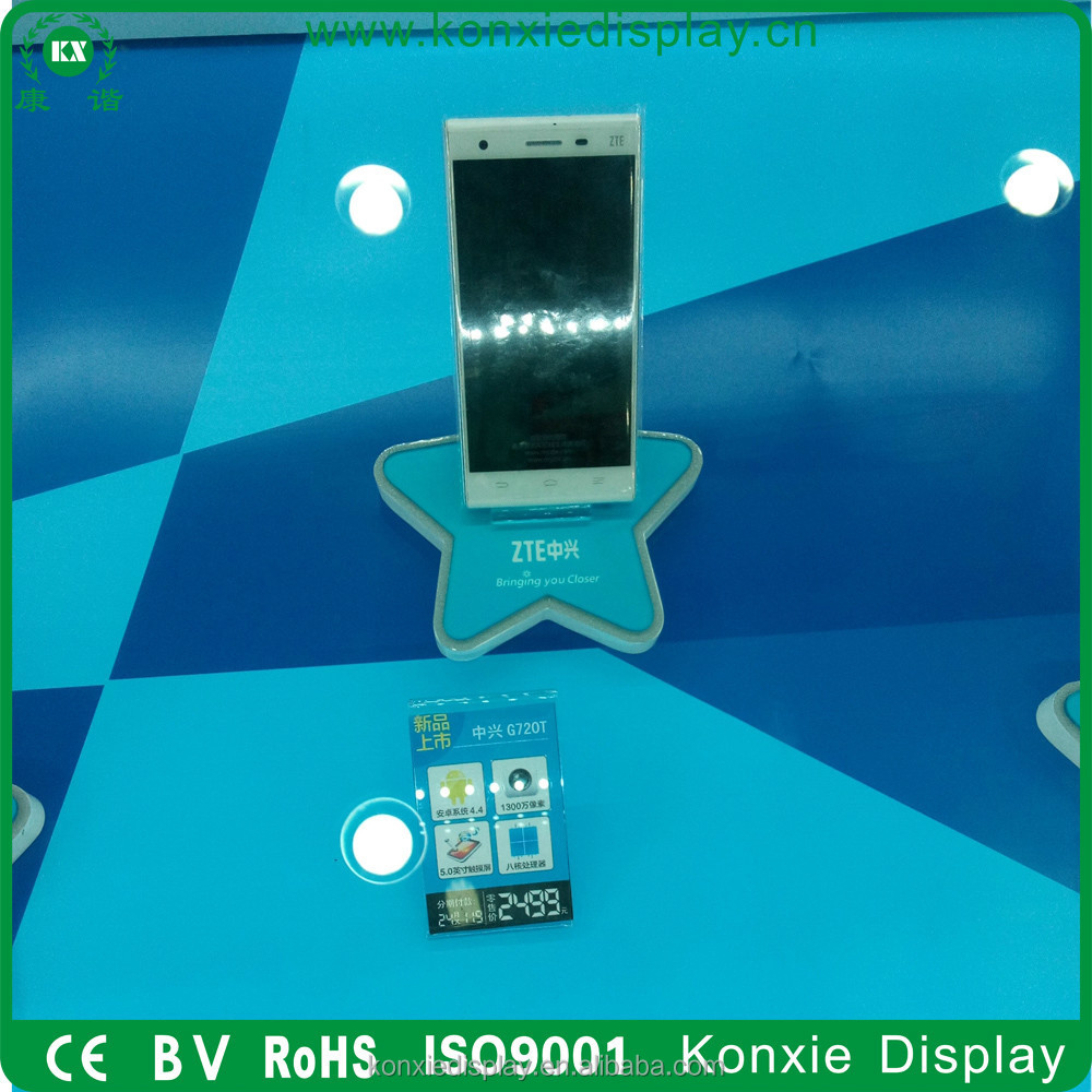 cell mobile phone display counter