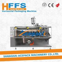 glass etching paste confectionery doypack packaging machine with CE certificate