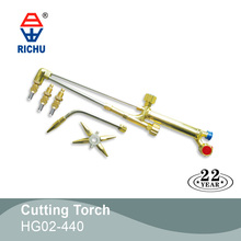 High quality oxy acetylene Gas Cutting torch for welding