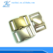 Wholesale metal side release buckle quick release buckle