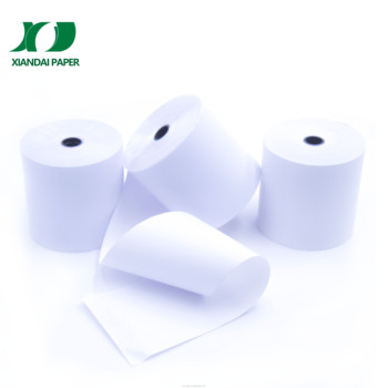 2-1/4 inch wide x 50ft Thermal Paper Rolls with high quality