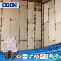 OBON cheap fire rated interior wall panels price