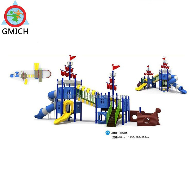 plastic pirate ship playground,slide outdoor playground pirate ship,kids outdoor pirate ship playground