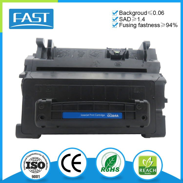 Compatible Premium Laser Toner Cartridge CC364A For HP LaserJet P4014