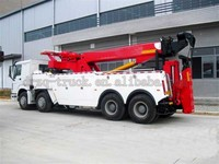 factory price tow truck for sale tow truck light flat bed crane wrecker truck