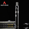 Mini Vapor Rofvape A Equal 3000mah 18650 Mini Glass Vaporizer Vaper E Pipe 618